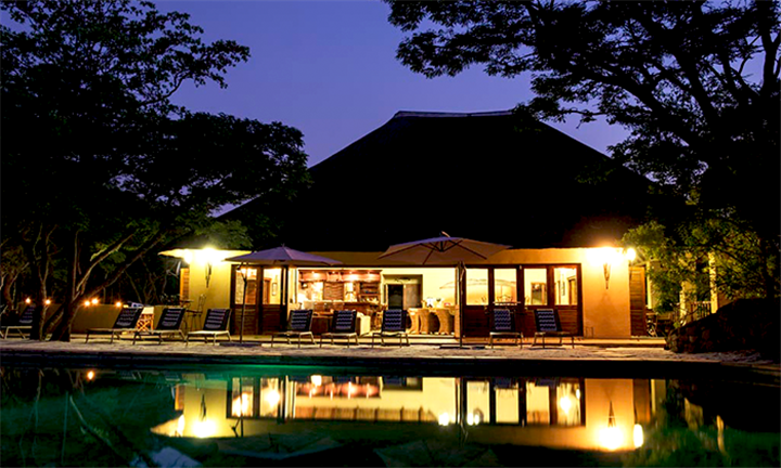 2-Night Stay for Two People with Optional Breakfast and Game Drive from R1999 at iZapa Bush and Game Lodge