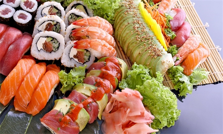 30-Piece Sushi Platter for up to Two Sharing for R99 at Tokyo Sushi Brackenfell