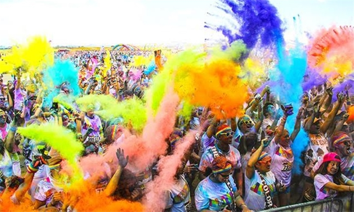 The Colour Run Potchefstroom Ticket for R199