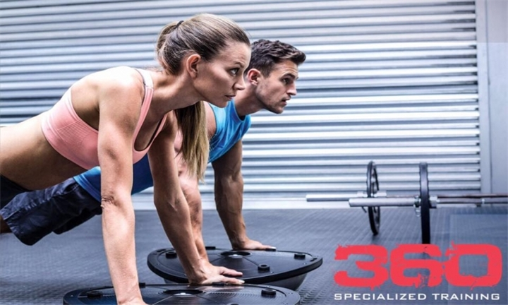 Get One Personal Training Session for R99 from 360 Specialized Training