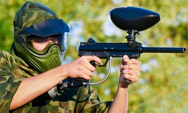 Three-Hour Paintball Game from R990 at SWAT Paintball