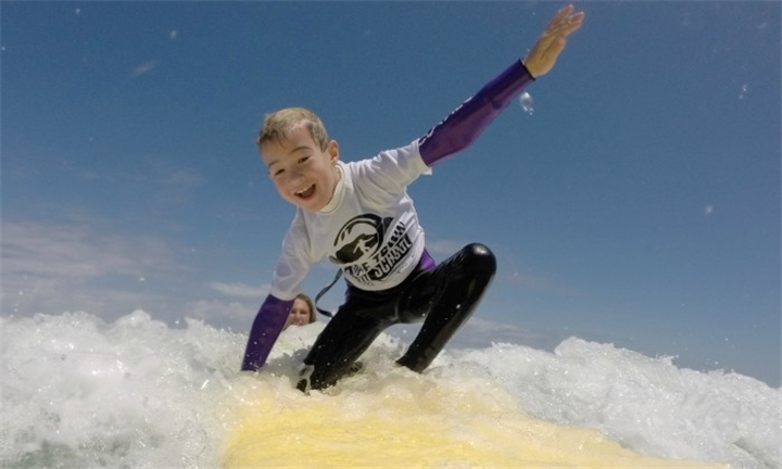 90-Minute Surfing Lessons for up to Three People from R199 at Cape Town Surf School