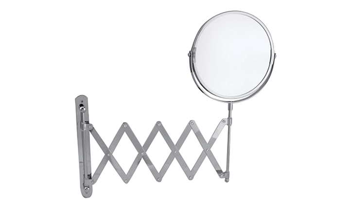 Mounted 17cm Extendable Mirror For R249 Incl Delivery