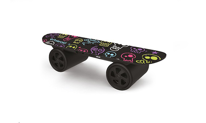 Polaroid Wireless Bluetooth Skateboard Speaker for R419 incl Delivery