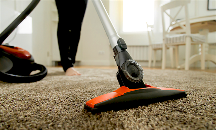 Room Cleaning Services for up to Four Rooms with Julia's Cleaning Services