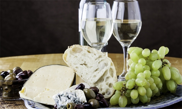 Cheese or Biltong & Wine Pairing from R95 for Two with Optional Accommodation at Mitre's Edge Winery