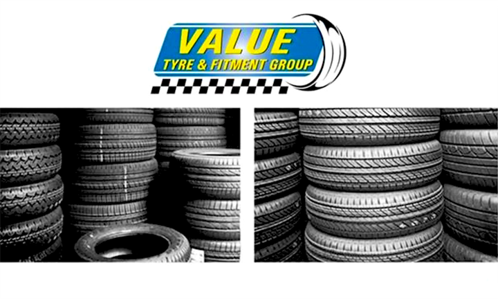 Choice of Premium Branded Tyres from R428 Per Tyre at Value Tyre & Fitment