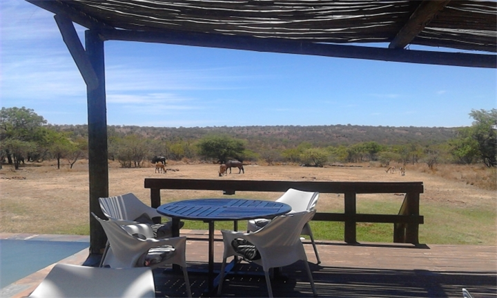 Two Night Self-Catering Weekday Stay Including Game Drive with Optional Breakfast & 45-Minute Full Body Massage at Mangwa Valley Game Lodge from R3200
