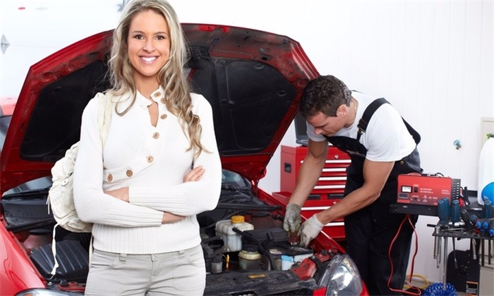 Major Car Service from R699 with Optional Electronics Diagnostics Assessment at BPF Service Centre