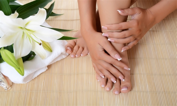 OPI Deluxe Gel Mani and Pedi for One Person from R148 at Beauty on Blanca