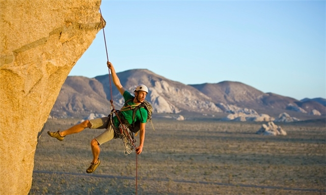 Abseiling Experience from R450 with Earth Adventures