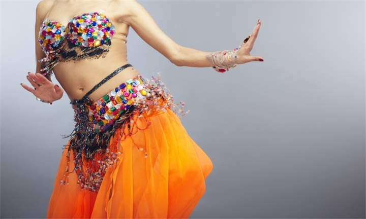 Belly Dance Classes from R149 for Two at Shalimar's Belly Dancing Studio