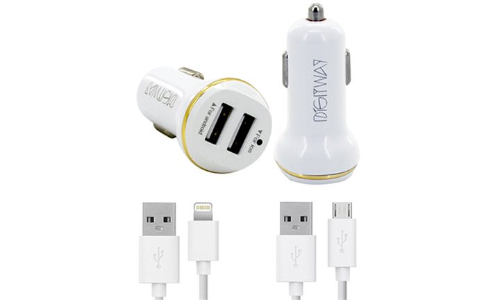 Digitway USB Car Charger For R179 Incl Delivery