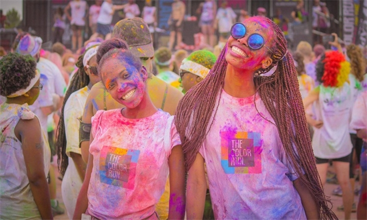 The Colour Run Randfontein Ticket for R149