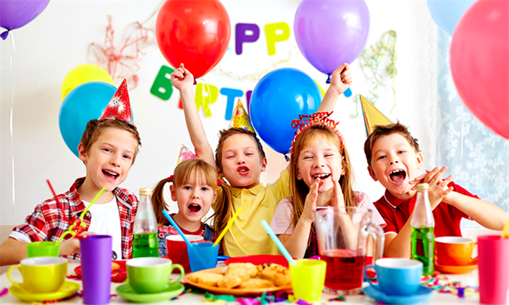 Kids Basic Party Package from R399 for 10 Kids with Ping Pong Parties