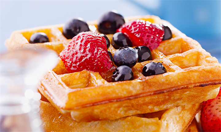 Choice of Waffles and a Drink Each from R89 for Two at Cupocafe Coffee Bar