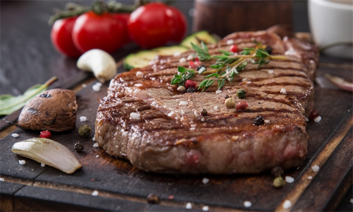 Rump Steak or Lamb Chops with Sides from R159 for Two at Love Revo