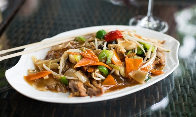 Two-Course Chinese Meal for Two for R99 at Kawayi Sushi Bar