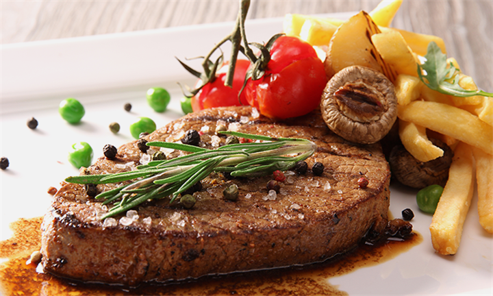 Two-Course meal for up to Six at The Baron Woodmead from R329