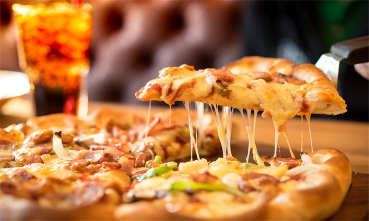 Choice of Pizza, Pasta or Burger for Two or Four with Madison's Café from R161
