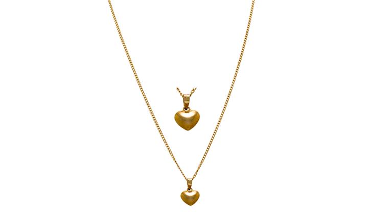 9ct/925 Gold Fusion Fancy Drop Earrings for R249