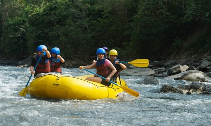River Rafting Experience for Up to Six from R369 at Impact Adventure Africa