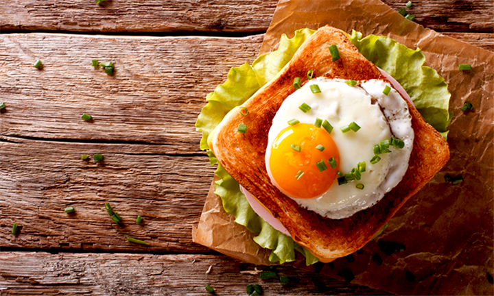 Loaves on Long: Choice of Signature Croque Madame or Croque Monsieur and a Hot Drink from R59 for One Person