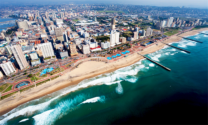 Three-Day Durban Pamper Weekend for R3660 with African Wild Travel