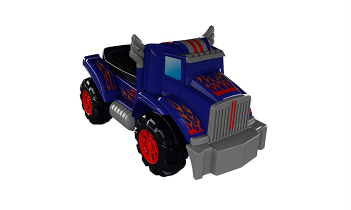 Jeronimo Monster Ride on Truck for R799 incl Delivery