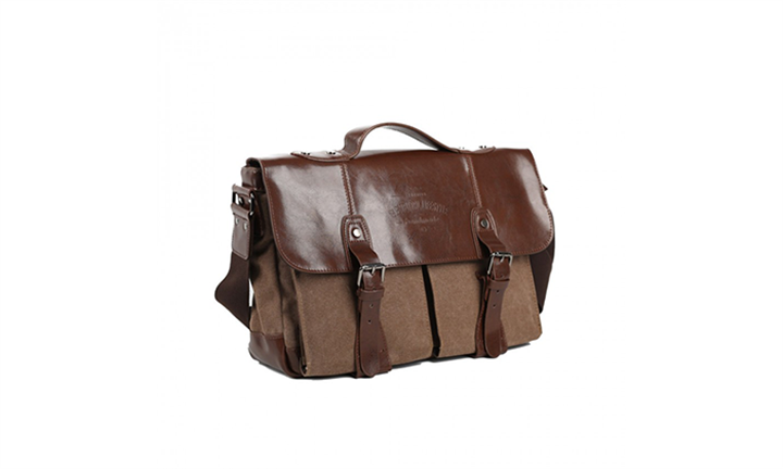 Elemental Lifestyle Genuine Leather Laptop Bag For R799 incl Delivery