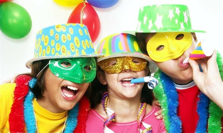 Basic Party Packages from R85 for 10 Kids with Kids Parties Galore