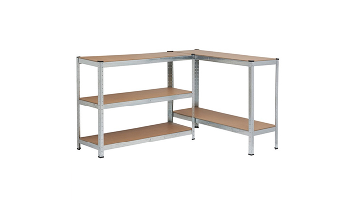 Heavy Duty Shelf Racks for R1399 incl Delivery