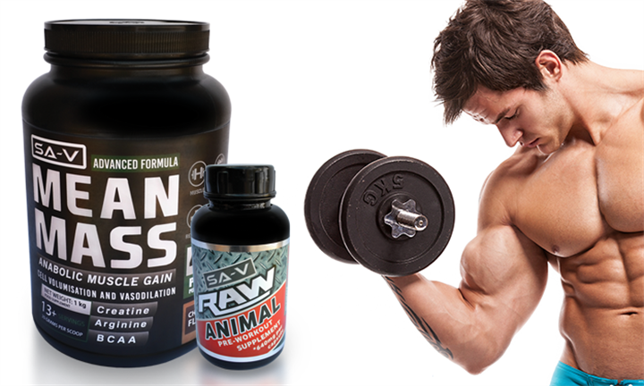 Mean Mass Stacks at R299 incl Delivery