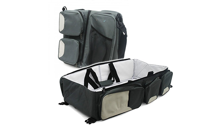 Baby 3-in-1 Carry & Nappy Bag for R499 incl Delivery