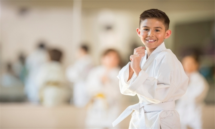 One Month Little Samurai Jiu-Jitsu Classes for One Child from R149 at Bushindo JiuJitsu