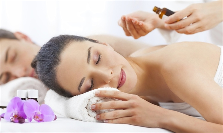 Full Body Massage with Manicure or Pedicure from R260 for One with Optional Treatments at Dembalicious-Fourways