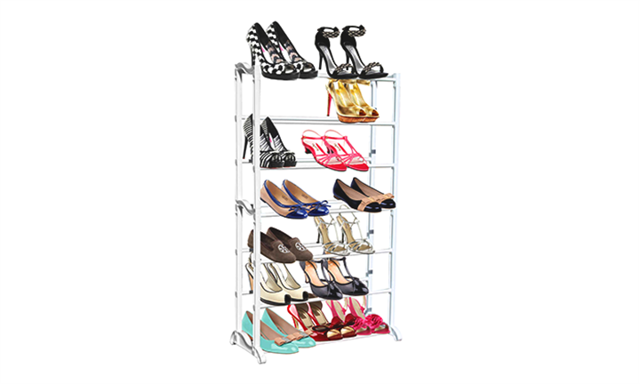 7 Tier Shoe Rack for R269 incl Delivery