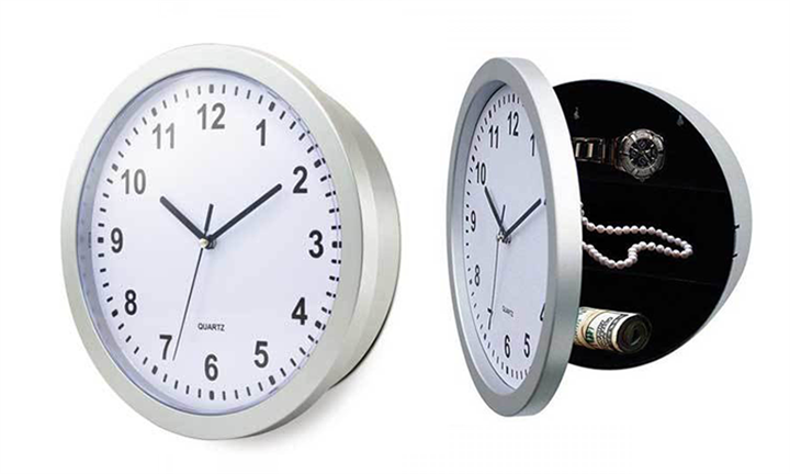 Storage Wall Clock For R199 incl Delivery