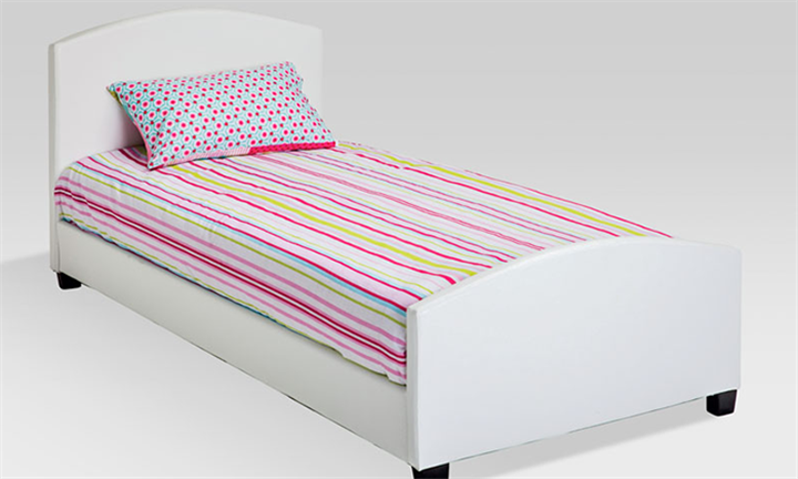 Single Leatherette Bed for R1899 incl Delivery