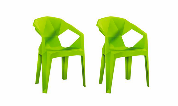 Set of 2 Stackable Chairs From R999 incl Delivery