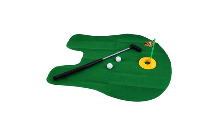 Potty Putter Mini Golf Game for R169