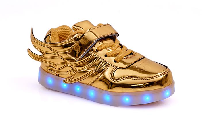 Dream Kicks Pegasus LED Kis Sneaker For R599 incl Delivery