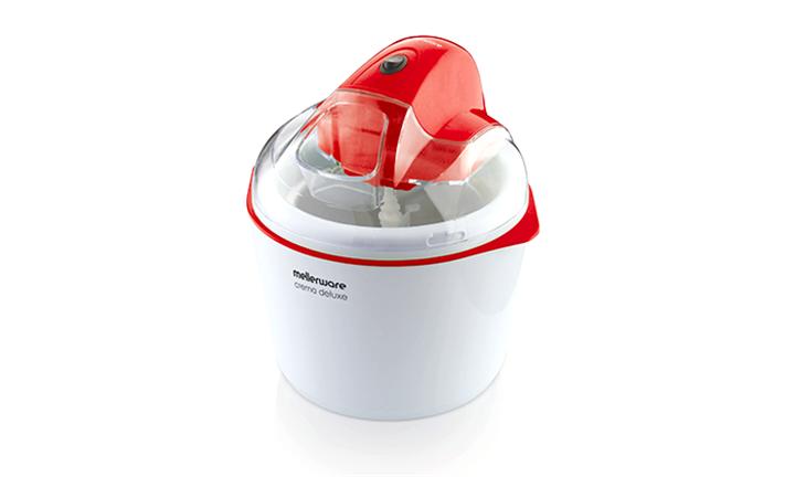 Mellerware Crema Deluxe Ice Cream Maker for R519 incl Delivery