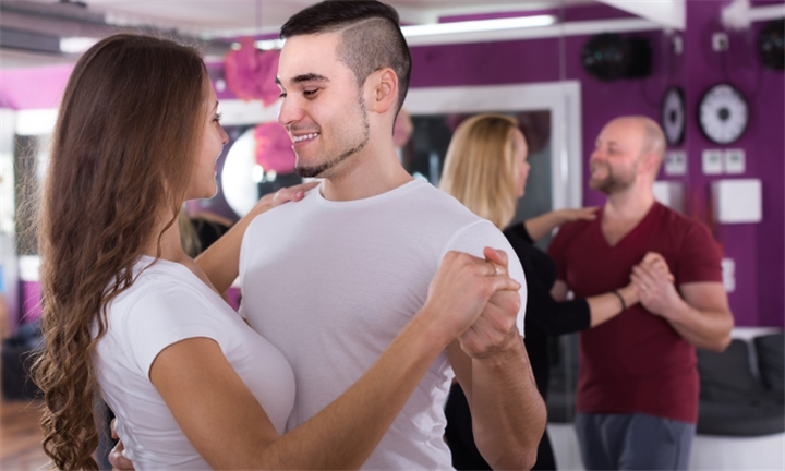 Three Kizomba Dance Lessons from R109 for One at HNS Salsa
