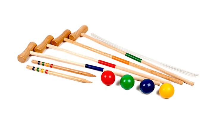 Wooden Croquet Game for R249 incl Delivery