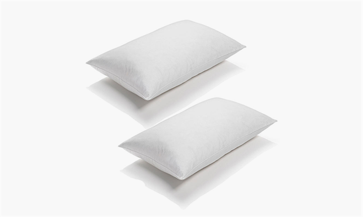 Set of 2 Duck Feather Pillows for R399 incl Delivery