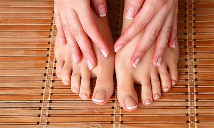 Pedi Peel with a Pedicure with Optional Deep Cleanse Facial from R199 for One Person at Sensations Image