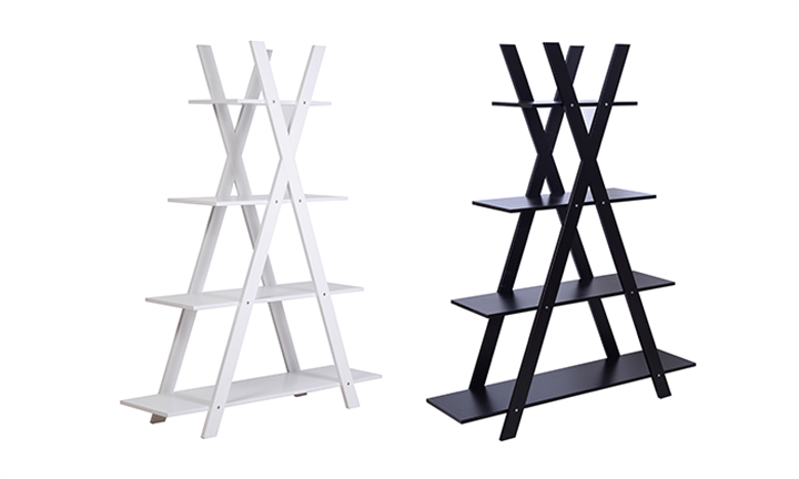 4 Tier Wooden Ladder Shelf for R1399 incl Delivery