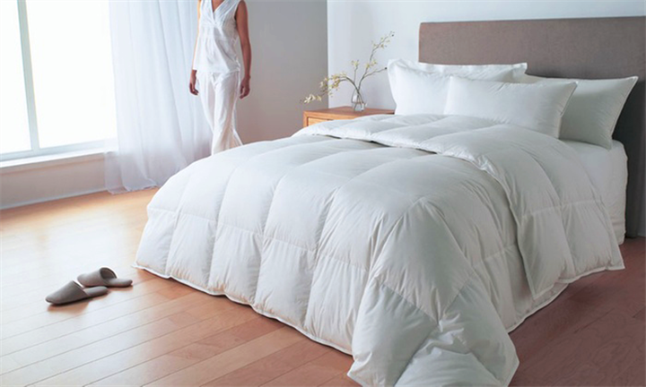 Jack Brown Luxury Hotel Collection Duck Feather Duvet from R799