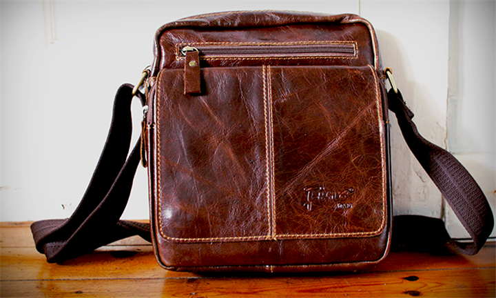 Fino Genuine Italian Leather Sling Bag for R1499 incl Delivery
